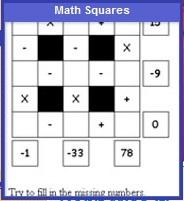 math-squares